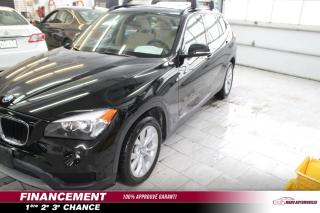 Used 2013 BMW X1 5028i 4 portes à traction intégrale for sale in St-Lin-Laurentides, QC