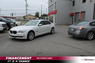 Used 2013 BMW 1 Series 740Li berline 4 portes xDrive traction i for sale in Mascouche, QC