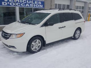 Used 2016 Honda Odyssey LX for sale in St-Hubert, QC