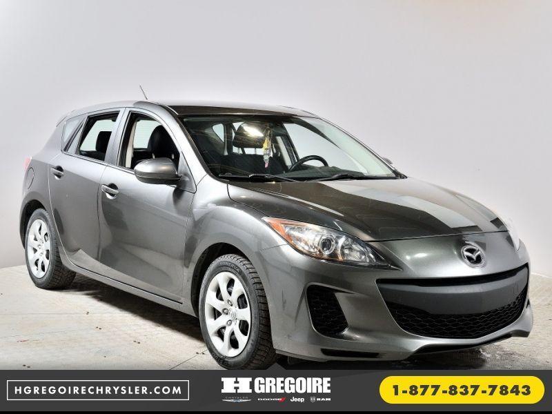 Mazda St Jerome >> Used 2012 Mazda Mazda3 Gx For Sale In St Jerome Quebec Carpages Ca