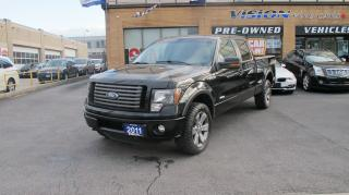 Used 2011 Ford F-150 *REBUILD*FX4/B UP CAMERA/B UP SENSORS for sale in North York, ON