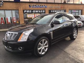 Used 2013 Cadillac SRX Premium Collection/AWD/ NAVIGATION for sale in North York, ON