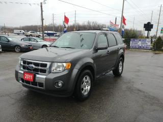 Used 2011 Ford Escape Limited for sale in Barrie, ON