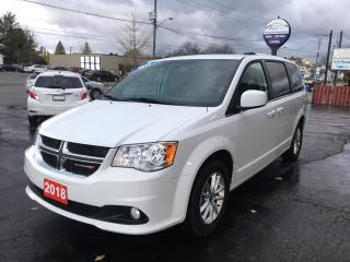 Used 2018 Dodge Grand Caravan CVP/SXT Loaded with DVD! for sale in Brantford, ON