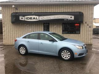 Used 2011 Chevrolet Cruze LS+ w/1SB for sale in Mount Brydges, ON