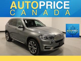 Used 2016 BMW X5 xDrive35d NAVIGATION|PANOROOF|LEATHER for sale in Mississauga, ON