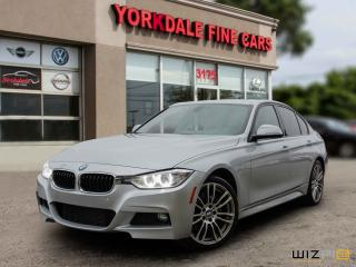Used 2015 BMW 328i xDrive M Sport. Navigation. Factory Warranty. Red Interior for sale in Toronto, ON