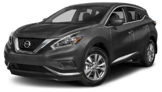 Used 2018 Nissan Murano SV Navigation, Sunroof, Backup Camera for sale in Coquitlam, BC