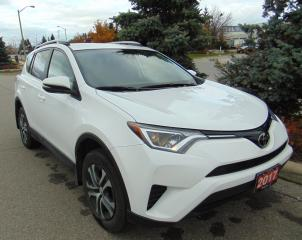 Used 2017 Toyota RAV4 LE for sale in Brampton, ON