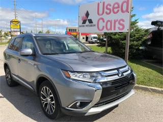 Used 2016 Mitsubishi Outlander GT for sale in Barrie, ON