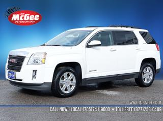 Used 2015 GMC Terrain SLE-2 2.4L V4 AWD, Power Heated front Seats, Remote Start, Rear Vision , Pioneer Speaker System and 17