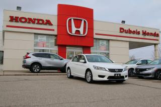 Used 2015 Honda Accord LX for sale in Woodstock, ON