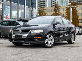 Used 2007 Volkswagen Passat 2.0T Wolfsburg Edition for sale in Scarborough, ON
