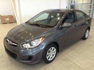 Used 2012 Hyundai Accent GL A/C for sale in Longueuil, QC