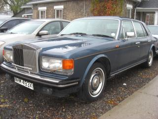 Used 1981 Rolls Royce Silver Spirit for sale in London, ON