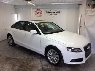 Used 2012 Audi A4 2.0T for sale in Ancienne Lorette, QC