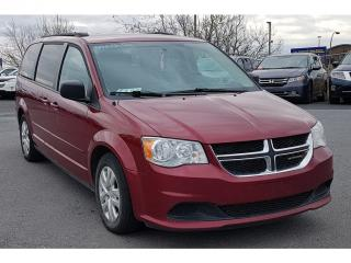Used 2015 Dodge Grand Caravan Sxt Tv/dvd A/c for sale in St-Hubert, QC