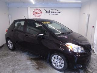 Used 2014 Toyota Yaris LE for sale in Ancienne Lorette, QC