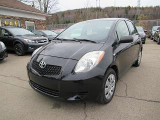 Used 2008 Toyota Yaris Hatch Le for sale in Québec, QC