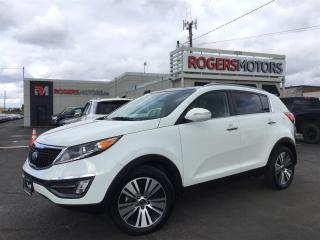 Used 2016 Kia Sportage EX AWD - NAVI - PANO ROOF - LEATHER for sale in Oakville, ON