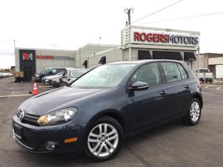 Used 2011 Volkswagen Golf TDI - LEATHER - SUNROOF - HIGHLINE for sale in Oakville, ON