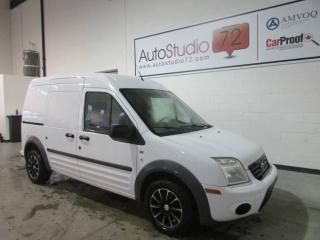 Used 2012 Ford Transit Connect XLT de 114,6po sans vitre de portière a for sale in Mirabel, QC