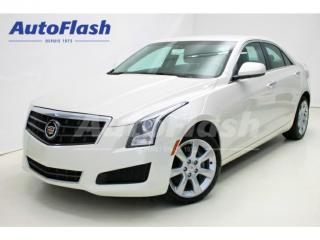 Used 2014 Cadillac ATS Turbo 2.0l for sale in St-Hubert, QC