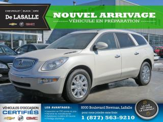Used 2011 Buick Enclave CUIR for sale in Lasalle, QC