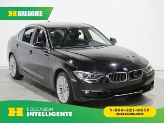 Used 2013 BMW 328i XDRIVE A/C CUIR TOIT for sale in St-Léonard, QC