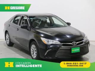 Used 2016 Toyota Camry LE A/C GR ELECT for sale in St-Léonard, QC