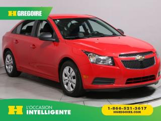 Used 2014 Chevrolet Cruze LS for sale in St-Léonard, QC