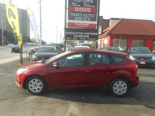 Used 2014 Ford Focus SE / LOW KM / UBER READY / HEATED SEATS /CERTIFIED for sale in Scarborough, ON