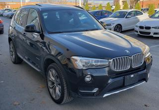Used 2015 BMW X3 xDrive28i Premium Pkg for sale in Dorval, QC