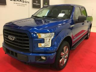 Used 2017 Ford F-150 4x4 Ecoboost for sale in Cowansville, QC