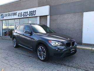 Used 2014 BMW X1 xDrive28i-Sport package for sale in Toronto, ON