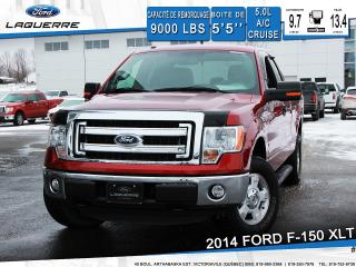 Used 2014 Ford F-150 Xlt A/c Cruise for sale in Victoriaville, QC
