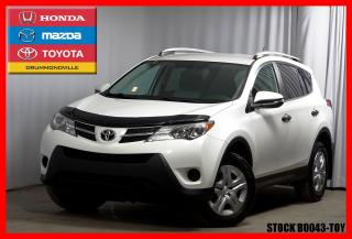 Used 2013 Toyota RAV4 LE AWD for sale in Drummondville, QC