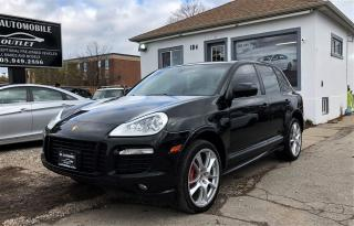 Used 2008 Porsche Cayenne GTS AWD  NO ACCIDENT for sale in Mississauga, ON