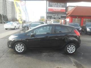 Used 2013 Ford Fiesta SE / ALLOYS / NEW BRAKES / CERTIFIED / BLUETOOTH / for sale in Scarborough, ON