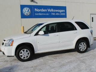 Used 2009 Chevrolet Equinox SPORT - V6 / HEATED LEATHER / SUNROOF / ALL WHEEL DRIVE for sale in Edmonton, AB