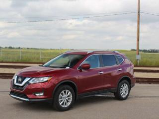 New 2019 Nissan Rogue SV / AWD / HEATED SEATS / PUSH BUTTON START for sale in Edmonton, AB