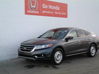 Used 2014 Honda Accord Crosstour EX-L 4WD for sale in Edmonton, AB