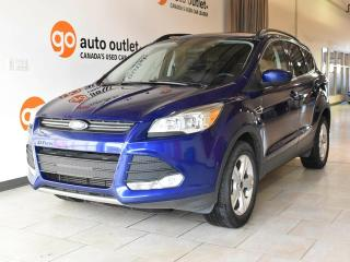 Used 2015 Ford Escape SE AWD - Heated Leather Seats - Nav - Backup Camera for sale in Edmonton, AB