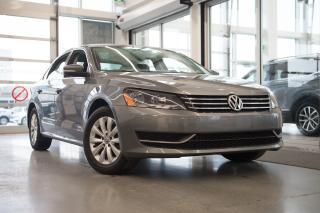 Used 2015 Volkswagen Passat 1.8 Tsi Trendline * AUTOMATIQUE * A/C * for sale in Vaudreuil-Dorion, QC