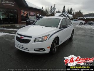 Used 2013 Chevrolet Cruze LS for sale in St-Prosper, QC