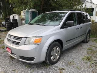 Used 2008 Dodge Grand Caravan SE Stow & Go for sale in Stouffville, ON