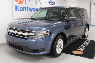 Used 2019 Ford Flex 3 Mos Deferral! *oac | SE FWD with power drivers seat, rear climate control, keyless entry and a back up cam for sale in Edmonton, AB