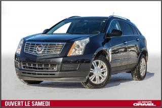 Used 2014 Cadillac SRX Luxury T.ouvrant for sale in Ile-des-Soeurs, QC