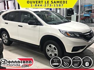 Used 2015 Honda CR-V LX for sale in Donnacona, QC