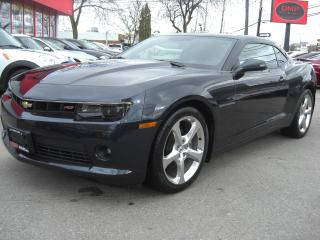 Used 2014 Chevrolet Camaro LT RS for sale in London, ON